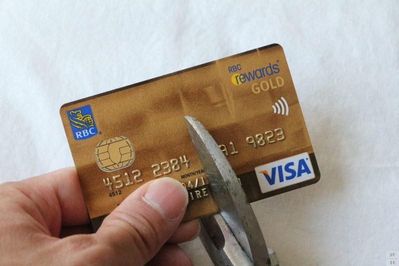photo credit: Canadian Pacific Bye bye Royal Bank of Canada Visa via photopin (license)